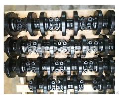 Fuwa Quy70a Track Roller Quality Crawler Crane Parts
