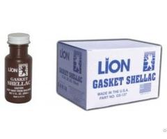 Lion Gasket Shellac