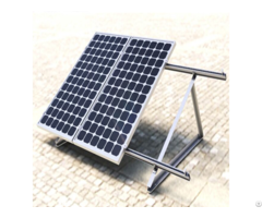 High Efficiency Pv Fixed Adjustable Mounting System