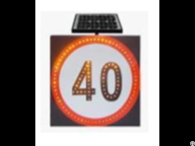 12v Solar Traffic Signal Lights For Hot Sale