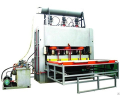 Hydraulic Short Cycle Lamination Press Machine