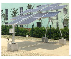 Promotional Pv Tilted Single Axis Solar Tracking System