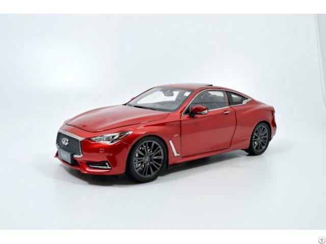 Infiniti Q60 2018 1 18 Scale Diecast Model Car