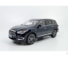 Infiniti Qx60 2017 1 18 Scale Diecast Model Car