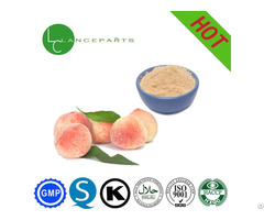 Peaches Fruit Powder