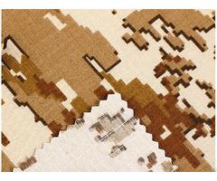Cotton Nylon Acu Bdu Battle Suit Fabric Description