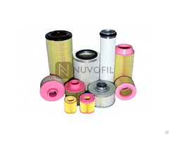 Air Filters For Compressor Industrial Machinery Vacuum Pumps