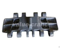 Nippon Sharyo Ed4000 Track Shoe Oem Crawler Crane Parts
