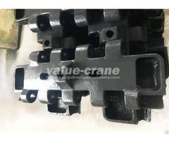 Crawler Crane Nippon Sharyo Ed4000 Track Pad Oem Parts