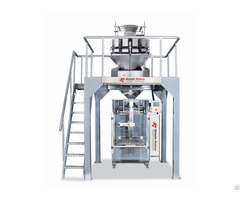 Multihead Weighing System Vertical Packaging Machine