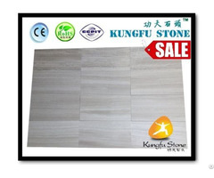 Athens White Oak Marble Flooring From China