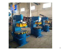 Sand Molding Machine In Foundry