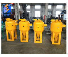 Glass Beads And Water Dustless Sandblasting Machine