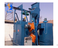 Hook Type Shot Blasting Machine Abrasive Cleaning Equipment