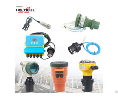 Holykell Low Cost Ultrasonic Level Transmitter