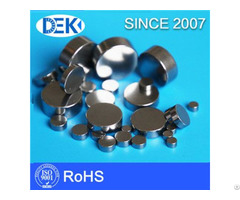 Precision Metal Spacing Block For Heat Resistant Crossed Roller Bearing