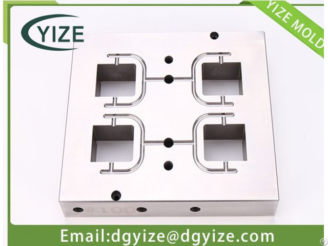 Smooth Surface Plastic Mold Inserts Supplier