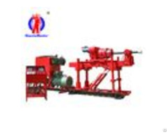 Zdy 1900s Double Pump Full Hydraulic Tunnel Drill For Coal Mine