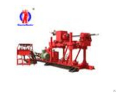 Zdy 4000s Double Pump Full Hydraulic Tunnel Drilling Rig For Coal Mine