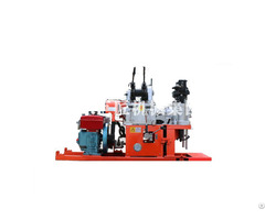 Small Portable Geological Investigation Soil And Rock Sample Core Drilling Rig Machine For Sale