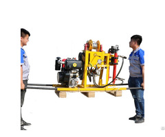 Yqz 50b Hydraulic Portable Drilling Machine With High Speed And Efficiency