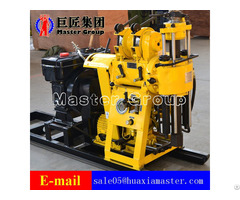 Huaxia Master Hydraulic Water Well Drilling Rig Hz 130y For Sale