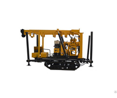 Economy Type Hydraulic Crawler Drill Rig Machine Xyd 130