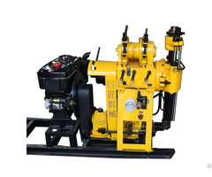 Huaxia Master Small Hydraulic Water Well Drilling Rig Hz 200y For Sale