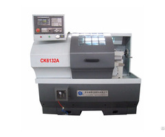 High Precision Small Cnc Lathe Machine Ck6132a