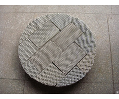 Ceramic Structured Packing For Mass Transfer Used In Cooling Tower