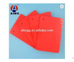 Colored Gloss Surface Pvc Board