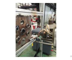 Pipe Prefabrication Automatic Tube Sheet Tig Welding Machine