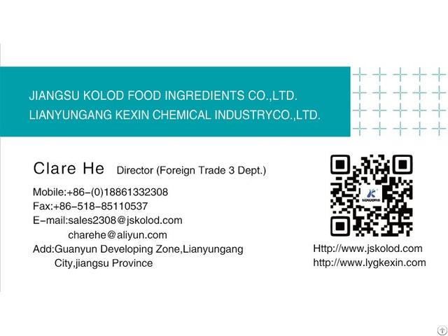 Inorganic Salt Of Phosphate Sulfate Citrate Chloride