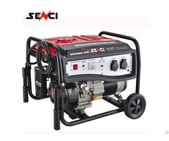 Senci Brand Lpg Small Gas Turbine Generator For Sale