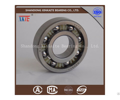 Xkte Brand Conveyor Idler Bearing 6306ka Used In Mining Machine