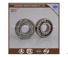 Xkte 6307 Ka Deep Groove Ball Bearing For Conveyor Roller From China