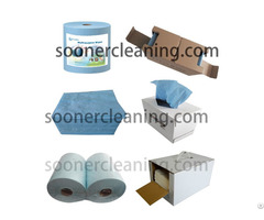 Cellulose Polyester Polypropylene Spunlace Nonwoven Fabrics