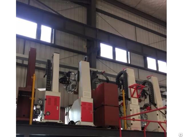 Pipe Prefabrication A8 Automatic Welding Machine