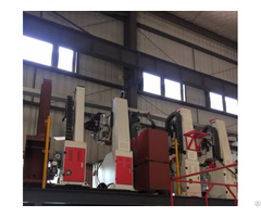 Pipe Prefabrication A8 Automatic Welding Machine
