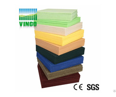 Polyester Interior Wall Sound Absorption Material