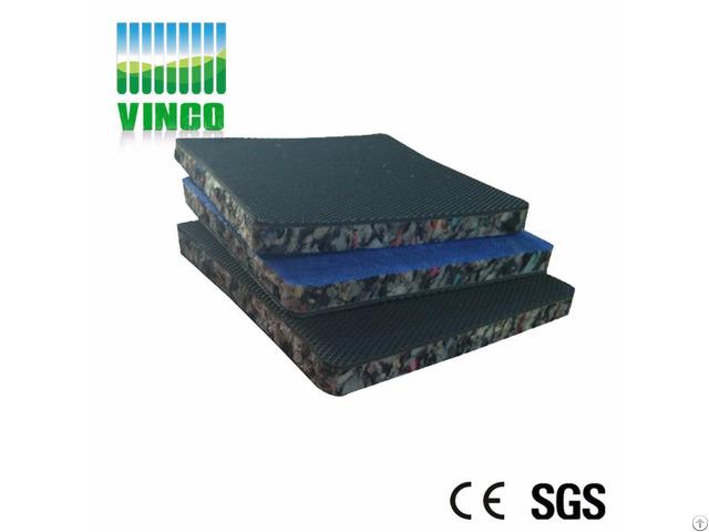 Soundproof Floor Tile Shockproof Mat