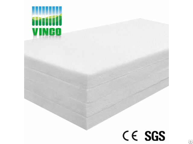 Polyester Fiber Cotton Wall Insulation Foam