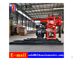 Hz 130yy 130 Meter Core Sampling Water Well Drilling Rig