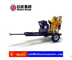 Xyx 130 Wheel Type Water Well Drilling Rig