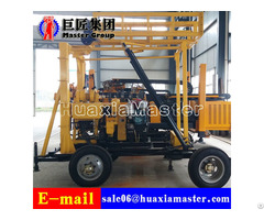 Xyx 200 Wheeled Water Well Drilling Rig