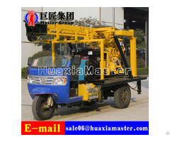 Xyc 200a Tricycle Core Borehole Water Well Drilling Rig