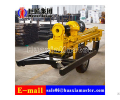 Kqz 180d Air Pressure And Electricity Joint Action Dth Drilling Rig Water Well
