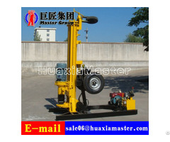 Kqz 200d Gas Electricity Linkage Dth Water Well Drilling Rig