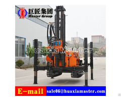 Fy200 Crawler Pneumatic Drilling Rig For Water Well