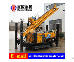 Fy300 Crawler Water Well Power Hammer Pneumatic Drilling Rig